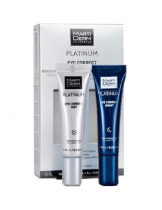 MARTIDERM EYE CORRECT PLATINUM 2 X 10  ML