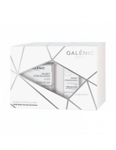 GALÉNIC SECRET D EXCELLENCE CREMA ANTIARRUGAS 50 ML + SÉRUM 10 ML