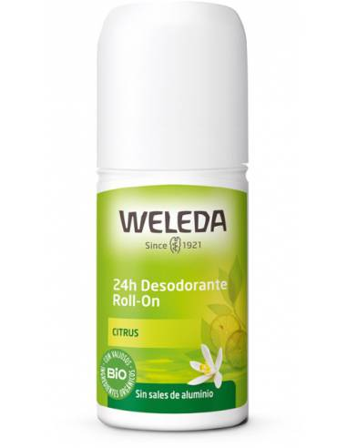 WELEDA CITRUS DESODORANTE  ROLL-ON 50 ML