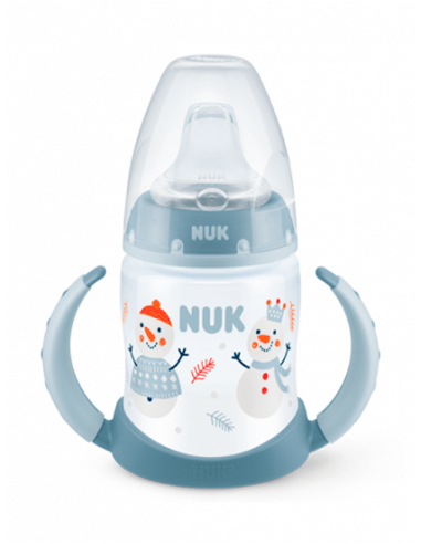 NUK BIBERÓN ENTRENA WINTER SILICONA 150 ML