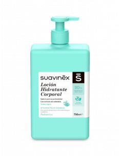 SUAVINEX PEDIATRIC LOCIÓN HIDRATANTE 750 ML