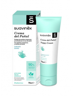 SUAVINEX PEDIATRIC CREMA PAÑAL 75 ML