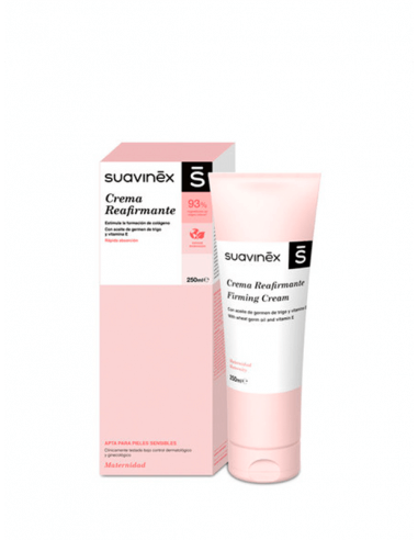 SUAVINEX CREMA REAFIRMANTE 250 ML