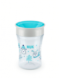 NUK MAGIC CUP WINTER 8-36 MESES 230 ML