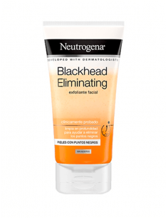 NEUTROGENA BLACKHEAD ELIMINATING EXFOLIANTE FACIAL 150 ML