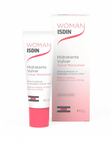 WOMAN ISDIN HIDRATANTE VULVAR 30 ML
