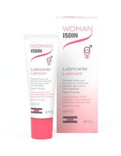 ISDIN WOMAN LUBRICANTE HIDROGEL 30 ML