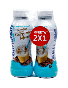 BIMANÁN SMOOTHIE DE CAPUCCINO INTENSO 330 ML 2 X 1
