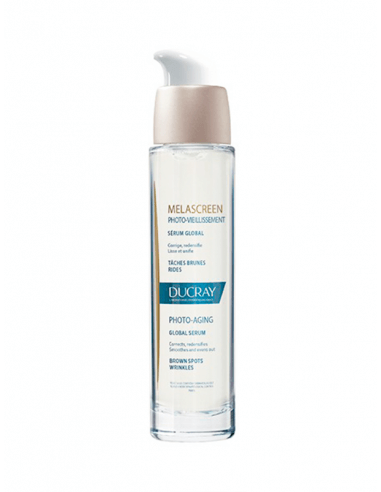 DUCRAY MELASCREEN SÉRUM GLOBAL FOTOENVEJECIMIENTO 30 ML