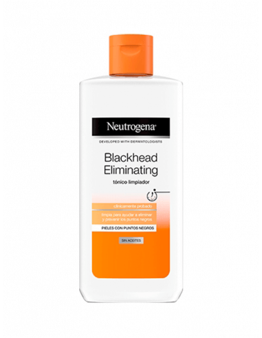 NEUTROGENA BLACKHEAD ELIMINATING TÓNICO LIMPIADOR 200 ML