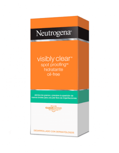 NEUTROGENA VISIBLE CLEAR SPOT PROOFING CREMA HIDRATANTE 50 ML