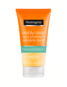 NEUTROGENA VISIBLY CLEAR SPOT PROOFING CREMA EXFOLIANTE 150 ML