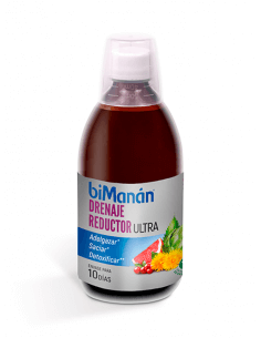 BIMANÁN DRENAJE REDUCTOR ULTRA 500 ML