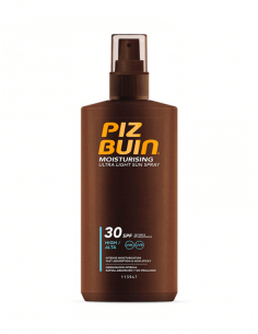 PIZ BUIN MOISTURISING SPF30 SPRAY SOLAR 200 ML