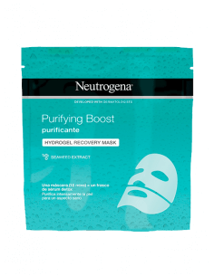 NEUTROGENA PURIFYING BOOST HYDROGEL MASK 30 ML