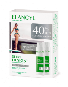 ELANCYL SLIM DESIGN DUPLO 2 X 200 ML