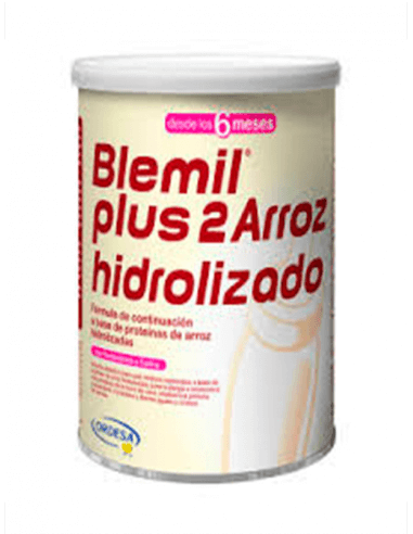 BLEMIL PLUS 2 ARROZ 400 G