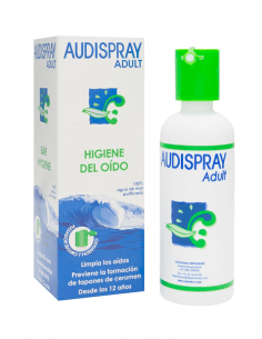 AUDISPRAY HIGIENE OÍDO ADULTO 50 ML