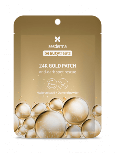 SESDERMA BEAUTY TREATS 24K GOLD PARCHES OJOS 2 UNIDADES