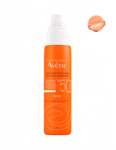 AVÈNE SOLAR PIELES SENSIBLES SPRAY SPF50+ 200 ML