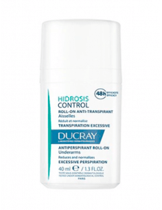 DUCRAY HIDROSIS CONTROL ROLL-ON ANTITRANSPIRANTE 40 ML