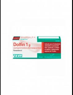 DOLFIN 1 G 10 COMPRIMIDOS EFERVESCENTES