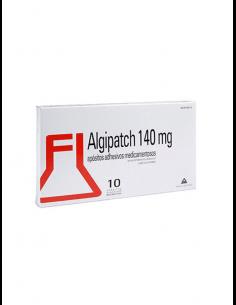 ALGIPATCH 140 MG 10 APÓSITOS ADHESIVOS