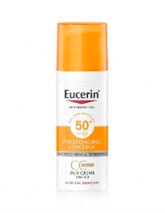 EUCERIN CC PHOTOAGING CONTROL CREMA SPF50+ TONO MEDIO 50 ML