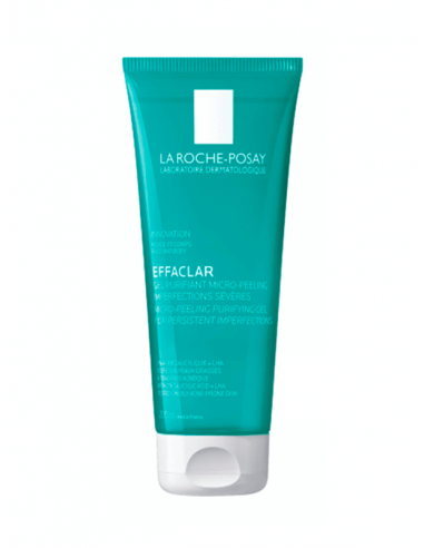 LA ROCHE-POSAY EFFACLAR DUO GEL EXFOLIANTE 200 ML