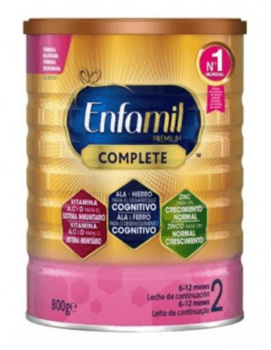 ENFAMIL 2 PREMIUM COMPLETE 800 G