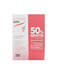 WOMAN ISDIN LUBRICANTE DUPLO 2 X 30 G