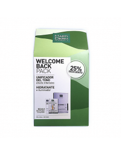 MARTIDERM WELCOME BACK WHITENING MASK PACK