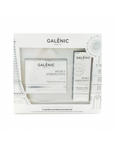 GALÉNIC SECRET D'EXCELLENCE SÉRUM 10 ML + CREMA 50 ML PACK