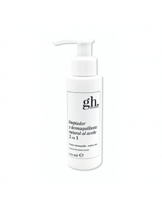 GH LIMPIADOR Y DESMAQUILLANTE NATURAL 100 ML