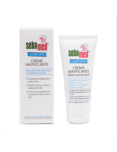 SEBAMED CLEAR FACE CREMA MATIFICANTE 50 ML