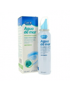 CARE+ AGUA DE MAR ISOTÓNICA INTENSIDAD NORMAL 125 ML