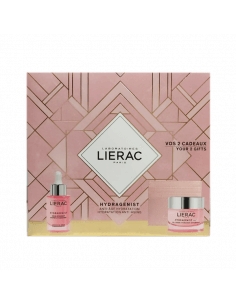 LIERAC HYDRAGENIST SÉRUM HIDRATANTE 30 ML + REGALO GEL-CREMA HIDRATANTE 50 ML + REGALO CARTERA COFRE