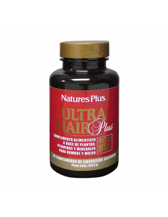 NATURE'S PLUS ULTRA HAIR PLUS 60 COMPRIMIDOS