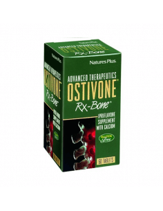 NATURE'S PLUS OSTIVONE RX-BONE 60 COMPRIMIDOS