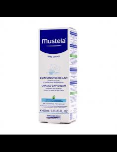 MUSTELA CUIDADO COSTRA LÁCTEA 40 ML
