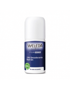 WELEDA MEN 24 HORAS DESODORANTE 1 ROLL ON 50 ML