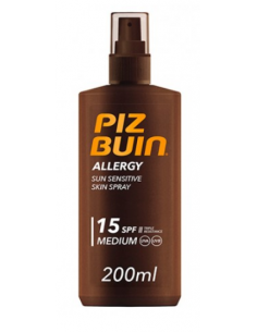 PIZ BUIN ALLERGY SPRAY SPF15 200 ML
