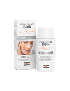 ISDIN FOTOULTRA 100 ACTIVE UNIFY FUSION FLUID 50 ML