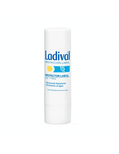 LADIVAL PROTECTOR LABIAL SPF15 STICK 4 G